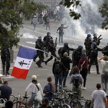 Prosvjed u Francuskoj