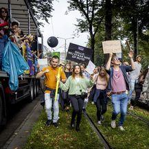 Prosvjed u Nizozemskoj