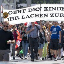 Prosvjed u Beču