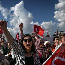 Prosvjed u Turskoj