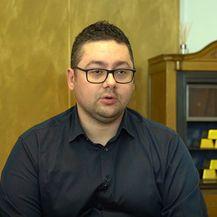 Josip Kokanović, operativni direktor tvrtke za distribuciju investicijskog zlata i srebra