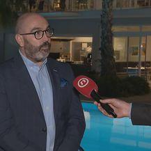 Petar Maričić, voditelj hotela