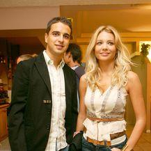Dorijan Elezović i Anja Alavanja