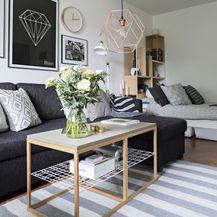 Inspirirajte se za uređenje doma s prugastim uzorkom