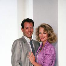 Cybill Shepherd i Bruce Willis