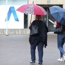 Kiša u Zagrebu - 2