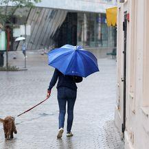 Kiša u Zagrebu - 4