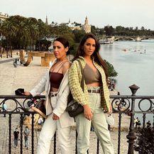 Raquel i Irene Mauri
