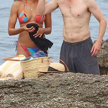 Tom Hiddleston i Zawe Ashton