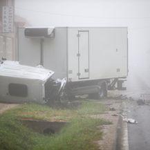 U prometnoj nesreći kod Dugog Sela jedna osoba poginula a dvije ozlijeđene - 4