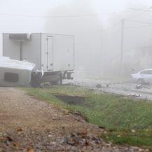 U prometnoj nesreći kod Dugog Sela jedna osoba poginula a dvije ozlijeđene - 7