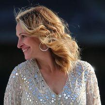 Julia Roberts u Parizu na snimanju reklame za Lancome
