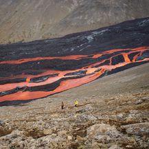 Erupcija vulkana Fagradalsfjall traje već šest mjeseci - 5