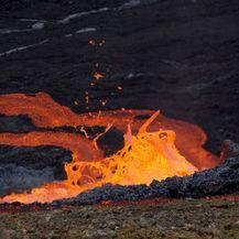 Erupcija vulkana Fagradalsfjall traje već šest mjeseci - 6