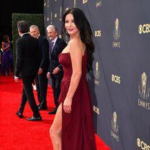 Catherine Zeta-Jones na Emmyjima 2021. - 1