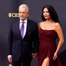 Catherine Zeta-Jones na Emmyjima 2021. - 4