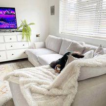 Samohrana majka preuredila je stari stan u moderno i šik mjesto za život - 9