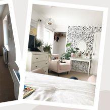 Samohrana majka preuredila je stari stan u moderno i šik mjesto za život