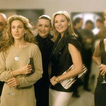 Willie Garson, Sarah Jessica Parker, Kristin Davis, Kim Cattrall i Cynthia Nixon