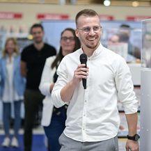 Goran Čipčić, pobjednik prve sezone Startaj Hrvatska