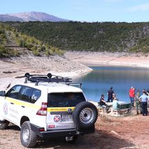 U jezeru Peruća pronađeno tijelo nestalog mladića