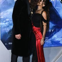 Lisa Bonet i Jason Momoa