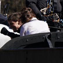 Tom Cruise i Hayley Atwell