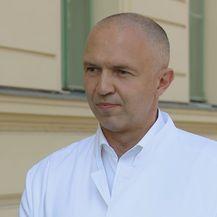 Davor Vagić, ravnatelj KBC-a Sestre Milosrdnice o stanju muškarca koji je ubio troje malodobne djece