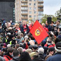 Rusi prosvjeduju nakon parlamentarnih izbora - 4