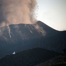 Nastavlja se erupcija vulkana na Kanarima - 2