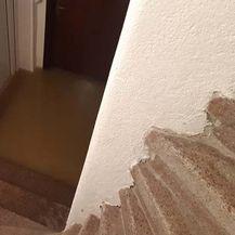 Poplavljena Selska u Zagrebu - 2