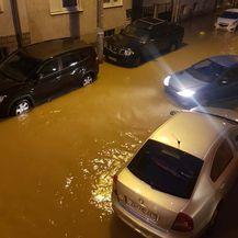 Poplavljena Selska u Zagrebu - 5