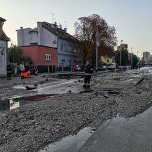 Poplava u Zagrebu - 3