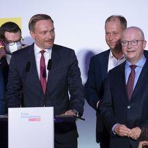 Atmosfera u stožerima stranaka: Parlamentarni izbori u Njemačkoj 2021. - 1