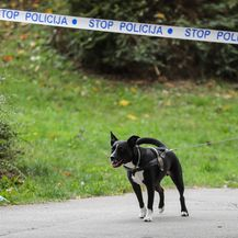 Pas ubijenog muškarca