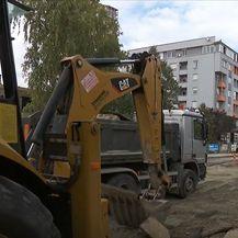 Radovi u Selskoj ulici u Zagrebu - 1