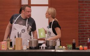 Celebrity MasterChef Ep17 (Foto: PR Nova TV)