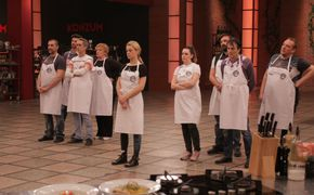Celebrity MasterChef Ep17 (Foto: PR Nova TV) - 31