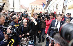 Riječanin Saša stigao je u Zagreb (Foto: Patrik Macek/PIXSELL)