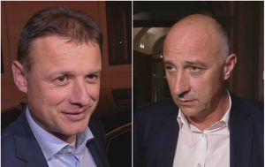 Gordan Jandroković i Ivan Vrdoljak (Foto: Dnevnik.hr)