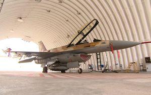 Izraelski F-16 (Foto: Dnevnik.hr)