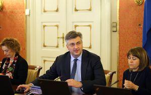 Andrej Plenković (Foto: Jurica Galoic/PIXSELL)