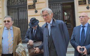 Tomislav Horvatinčić s odvjetnicima (Foto: Pixell)