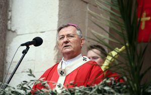 Nadbiskup Marin Barišić (Foto: Miranda Cikotic/PIXSELL)
