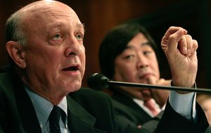 James Woolsey (Foto: AFP)