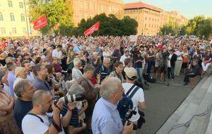 Prosvjedi koji su se u proteklih par godina dogodili u Hrvatskoj (Foto: Dnevnik.hr) - 2