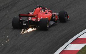 Sebastian Vettel (Foto: AFP)