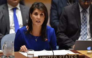Nikki Haley (Foto: AFP)