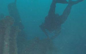 Dvije brodske olupine - uskoro bi mogle postati turistička atrakcija (Foto: Dnevnik.hr)