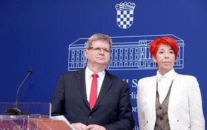 Mrsić i Avberšek (Foto: Patrik Macek/PIXSELL)